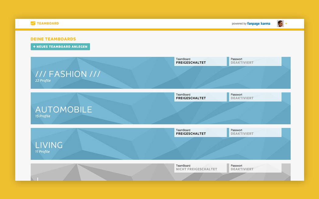MaritaHeinzelmann_UX_UI_Design_Teamboard_FanpageKarma_Teamboard_erstellen3